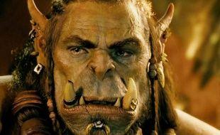 Capture d'écran de la bande-annonce du film «Warcraft».