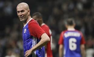 Zidane sera de retour à Bordeaux le 27 mai prochain pour un match caritatif.