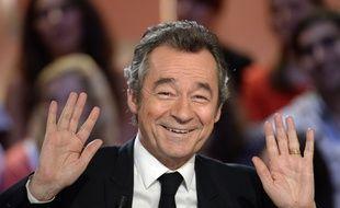 Michel Denisot, animateur emblématique du «Grand journal» de 2004 à 2013.