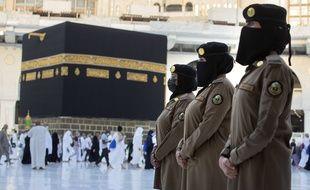 L'Arabie saoudite va permettre aux pèlerins vaccinés contre le coronavirus venant de l'étranger d'effectuer la Omra, le petit pèlerinage musulman.