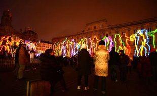 Il n'y aura pas de Fête des Lumières cette année à Lyon.
