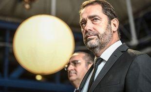 Christophe Castaner, le 4 décembre 2018 à Paris.