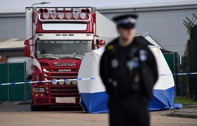 Royaume-Uni: Huit nouvelles interpellations au Vietnam dans l'enquête sur les 39 corps découverts dans un camion