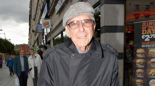 L'artiste disparu Leonard Cohen – WENN