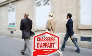 """""""Chasseurs d'appart'"""", l'émission d'access prime time de M6 présentée par Stéphane Plaza."""