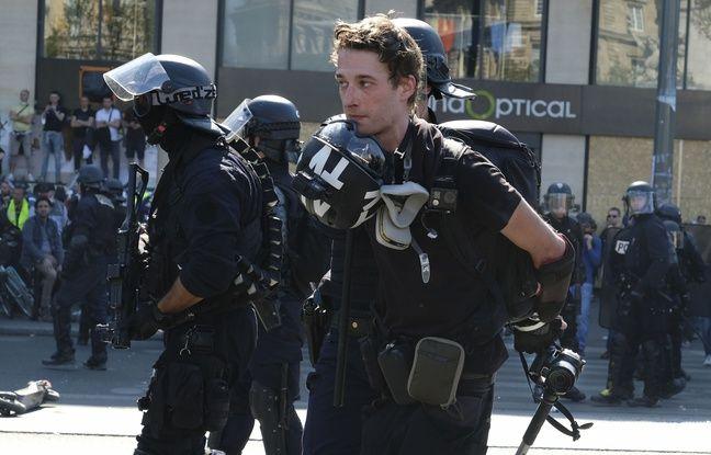 «Gilets jaunes»:Le reporter Gaspard Glanz autorisé à se trouver à Paris le 1er-Mai et les samedis