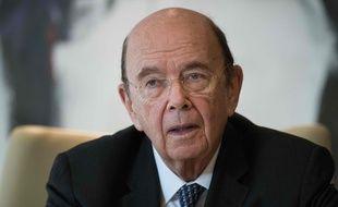 Wilbur Ross, ministre américain du Commerce fait partie des personnalités visées par le scandale d'évasion fiscale des Paradise Papers.