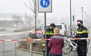 A Bovenkarspel, non loin du lieu de l'explosion.