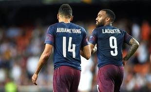 Lacazette et Aubameyang ont qualifié Arsenal pour la finale de la Ligue Europa.