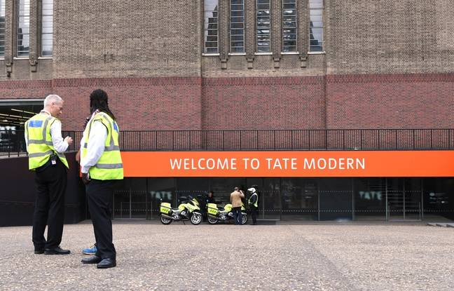 Tate Modern à Londres: L'ado suspecté d'avoir jeté un enfant du 10e étage va connaître sa peine