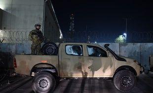 Un soldat américain en Afghanistan, le 28 novembre 2020.