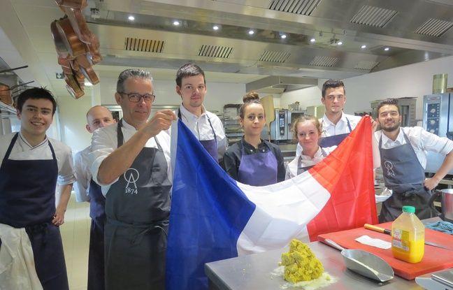 Euro 2016 en cuisine tout le monde gueulera s 39 il y a un for Cuisine tout equipe