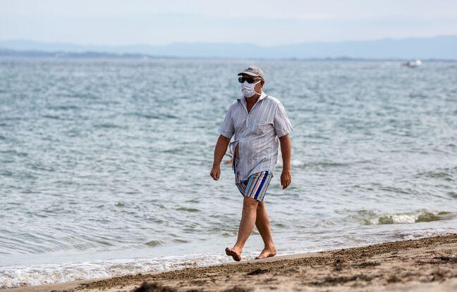 Coronavirus: Un mois de juillet catastrophe pour le tourisme espagnol, quasiment privé de vacanciers étrangers
