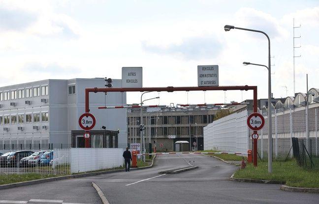 La prison de Fleury-Mérogis, en Essonne (illustration).
