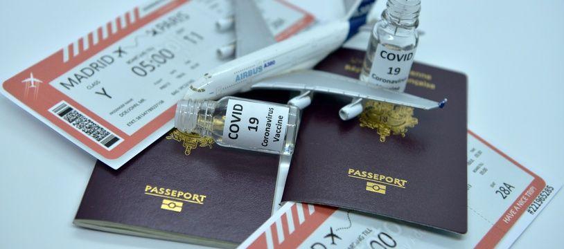 Selon le secrétaire d'Etat aux Affaires européennes, Clément Beaune, la France est opposée à la mise en place d'un passeport vaccinal.