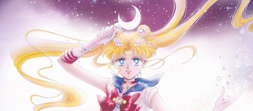 « Sailor Moon », manga culte des années 1990 et modèle de Magical Girl, ressort en édition «éternelle» chez Pika