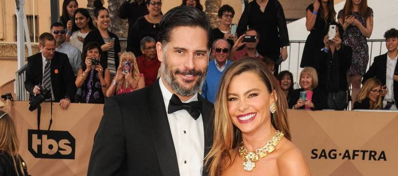 L'acteur Joe Manganiello et sa femme, la star Sofia Vergara