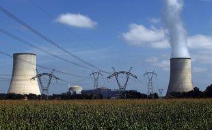 La centrale nucléaire de Golfech, entre Toulouse et Agen.