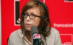 Pascale Clark, le 19 avril 2012.