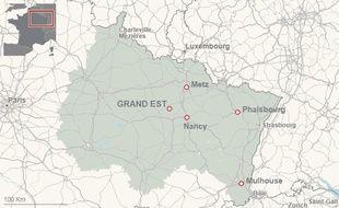 La ville de Phalsbourg compte un peu moins de 5.000 habitants en Moselle.
