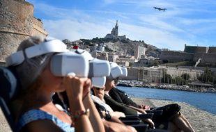 Le Marseille Drone Tour à Marseille, une expérience de visite insolite