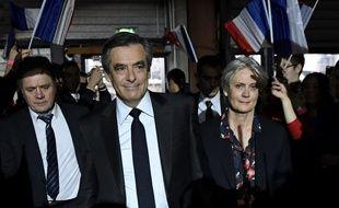 François et Penelope Fillon