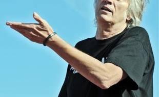 L'entraîneur du NVF Michel Genson.