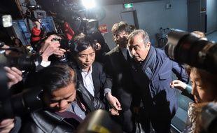 Carlos Ghosn annonce une conférence de presse le 11 avril où il promet de dire toute la vérité.