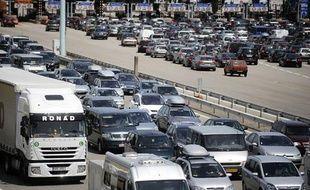 Circulation: des bouchons sur les routes.