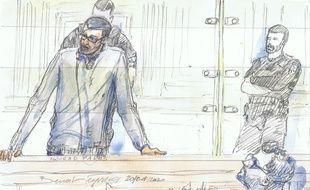 L'ex-recruteur djihadiste Mourad Farès a été condamné à 22 ans de réclusion.