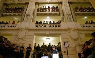 L'Opéra de Lille participe aussi aux journées du patrimoine.