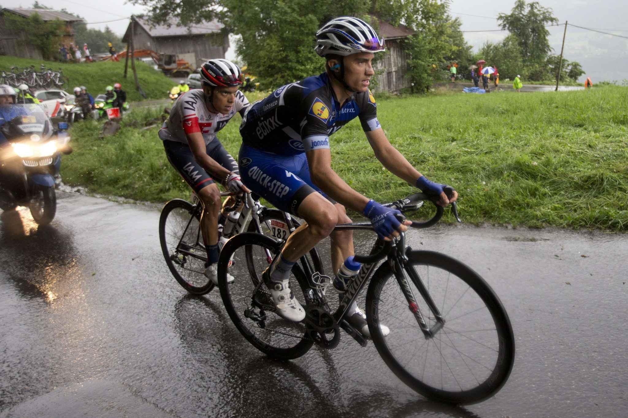 Opéré du genou, Alaphilippe déclare forfait — Tour de France