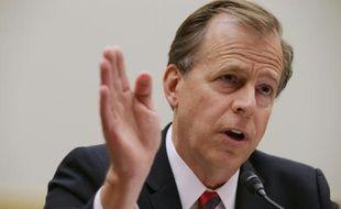 L'ambassadeur américain Glyn T. Davies, le 30 juillet 2014 à Washington