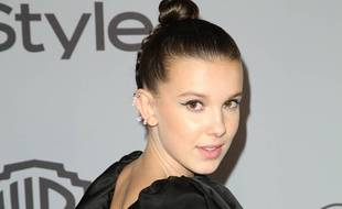 L'actrice Millie Bobby Brown.