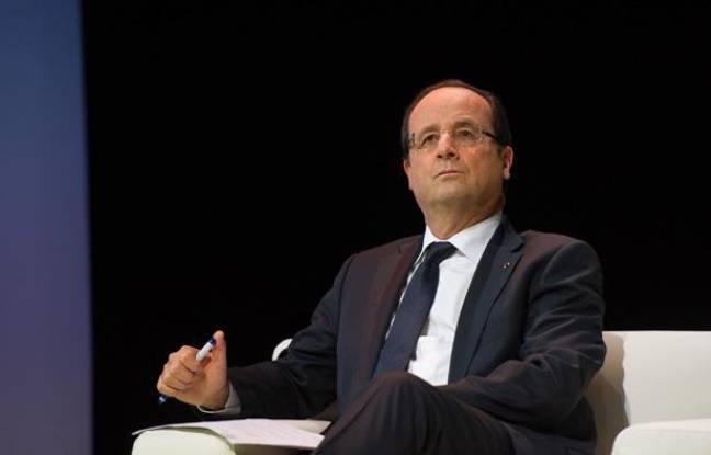 François Hollande, le 3 décembre 2013.