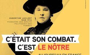 La région va afficher cinq affiches réhabilitant la mémoire de pionnières du féminisme dans les lycées franciliens