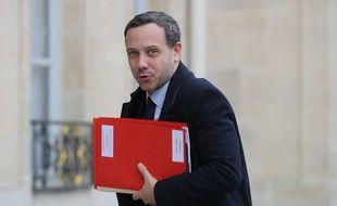 Adrien Taquet, secrétaire d'Etat à la protection de l'enfance