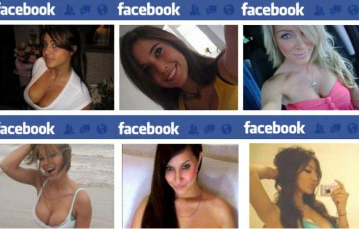 Selon une étude, Facebook compte 83 millions de comptes fantômes, soit un peu moins de 10% des utilisateurs. – DR