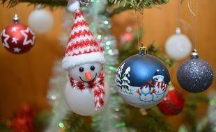Image d'illustration de Noël.