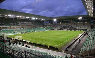 Le stade Geoffroy Guichard sera donc encore plus vide que ça, samedi