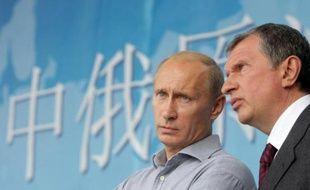 """Mais """"la hausse des exportations de brut est le reflet d'un déplacement stratégique important vers l'Est pour la Russie"""", commentait cette semaine dans une note le centre d'analyse Eurasia Group."""