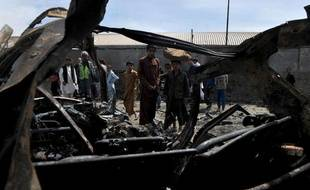 """Les rebelles talibans ont annoncé mercredi le lancement à partir de jeudi d'une """"offensive de printemps"""" à travers l'Afghanistan contre les forces de l'Otan qui soutiennent le gouvernement de Kaboul et tous leurs alliés."""