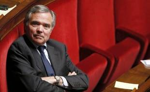 """Bernard Accoyer, ancien président UMP de l'Assemblée nationale, demande qu'un journaliste de France 3, Clément Weill-Raynal, auteur de la vidéo sur le """"mur des cons"""" du Syndicat de la magistrature (SM), puisse bénéficier de la récente loi sur les """"lanceurs d'alerte"""", lundi dans une tribune au Figaro."""