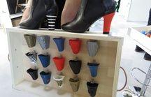 Une coque de talon imprimée en 3D pour personnaliser ses escarpins et ses bottes.