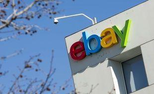 Les bureaux de Ebay à San Jose, Etats-Unis. Le 31 décembre 2014