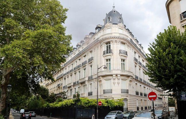 L'appartement parisien de Jeffrey Epstein a fait l'objet d'une perquisition de treize heures, lundi 23 septembre.
