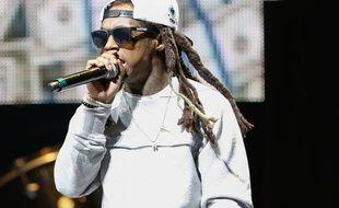 Le rappeur Lil Wayne
