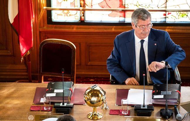 Levallois-Perret: Patrick et Isabelle Balkany renoncent à se présenter aux élections municipales