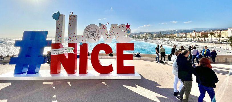 A Nice, le dimanche 21 février 2021