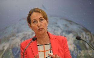 Ségolène Royal, le 27 août 2015 à Paris.